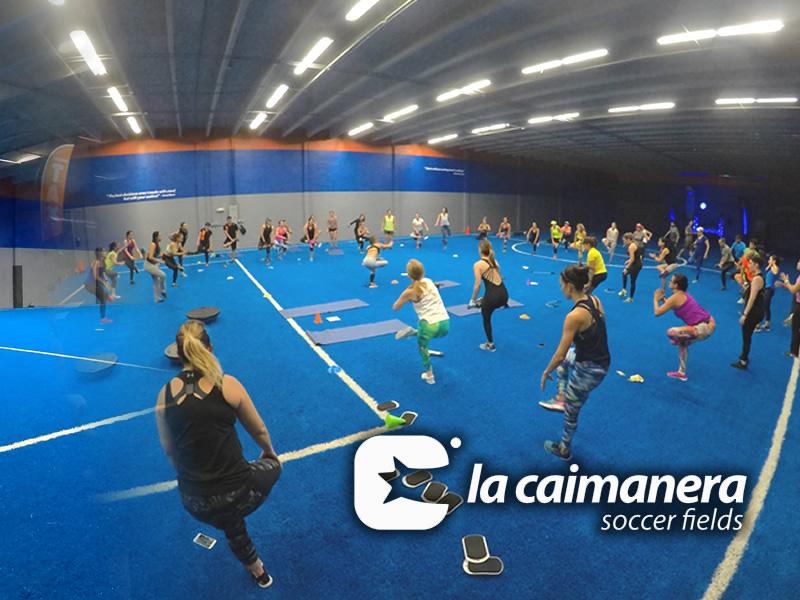 La Caimanera Soccer Fields - Campo de fútbol cubierto en el Doral 2c326b8b6a8